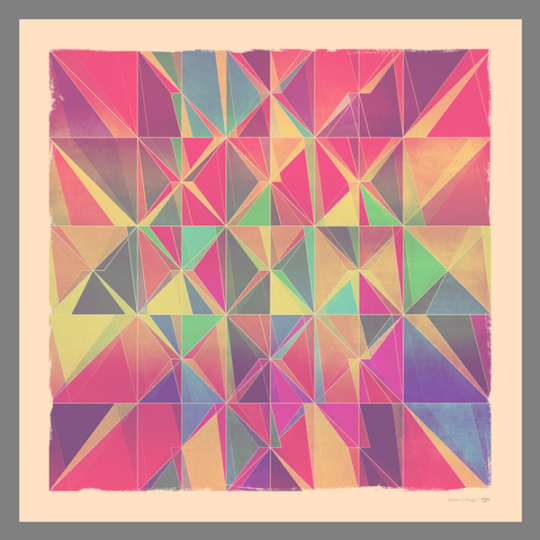 Cool Geometric Artworks