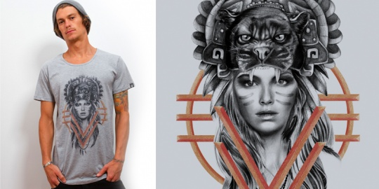 Showcase of Cool T-Shirt Designs