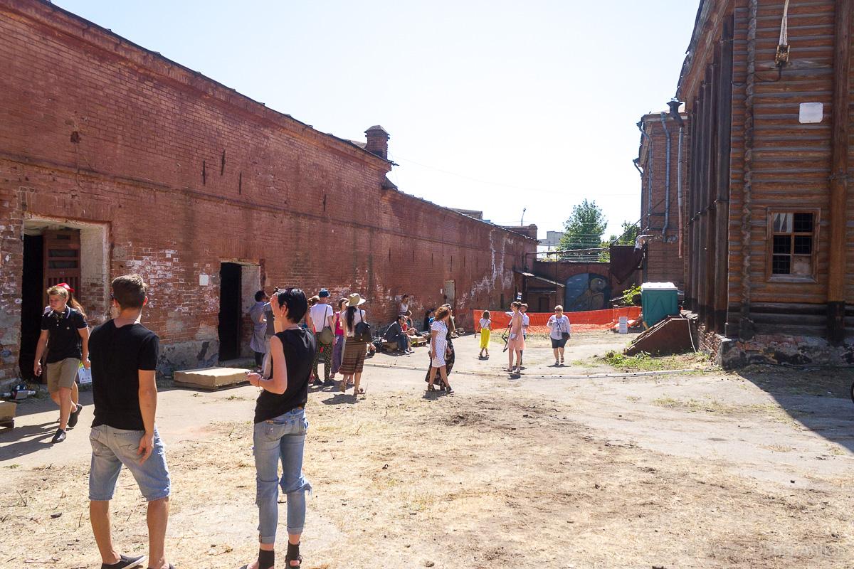 Арт-тест провиантских складов Рейнеке фото 20