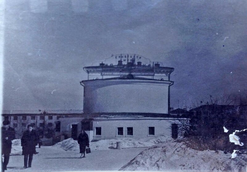 Кинотеатр имени Пушкина