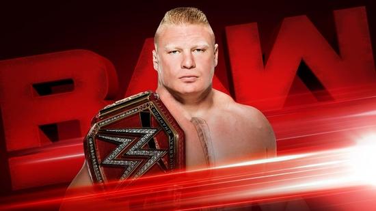 Post image of WWE Monday Night RAW 23.04.2018