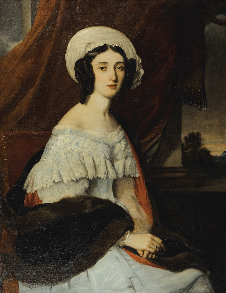 Баронесса Евгения Габриэль Де Куриэр