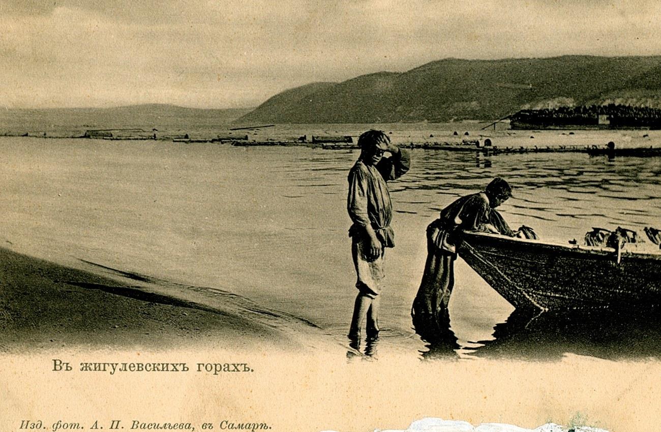 Окрестности Самары. В Жигулёвских горах