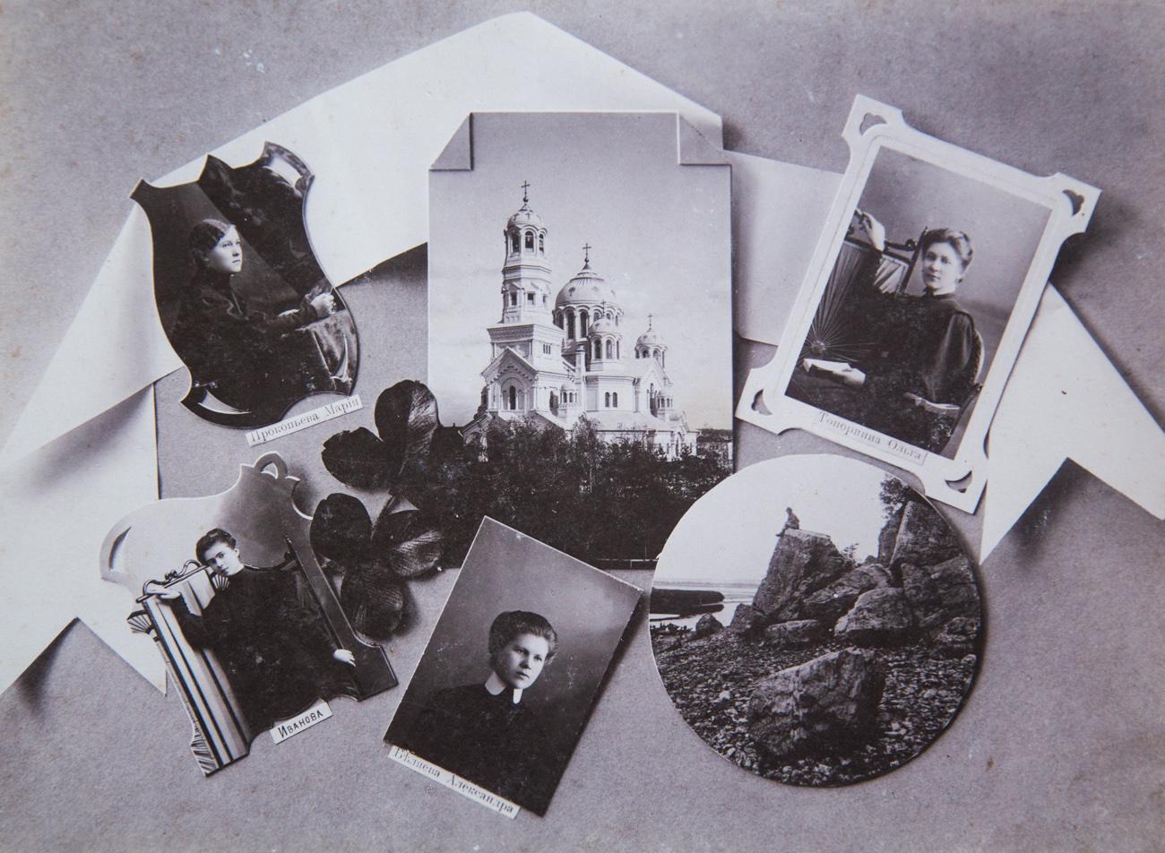 13. Мария Прокопьева, Ольга Топорнина, Иванова, Александра Беляева