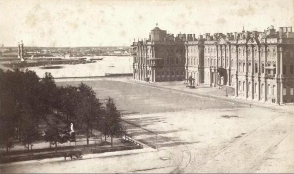 1865. Зимний дворец