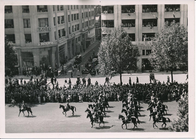 Парад в честь открытия Выставки