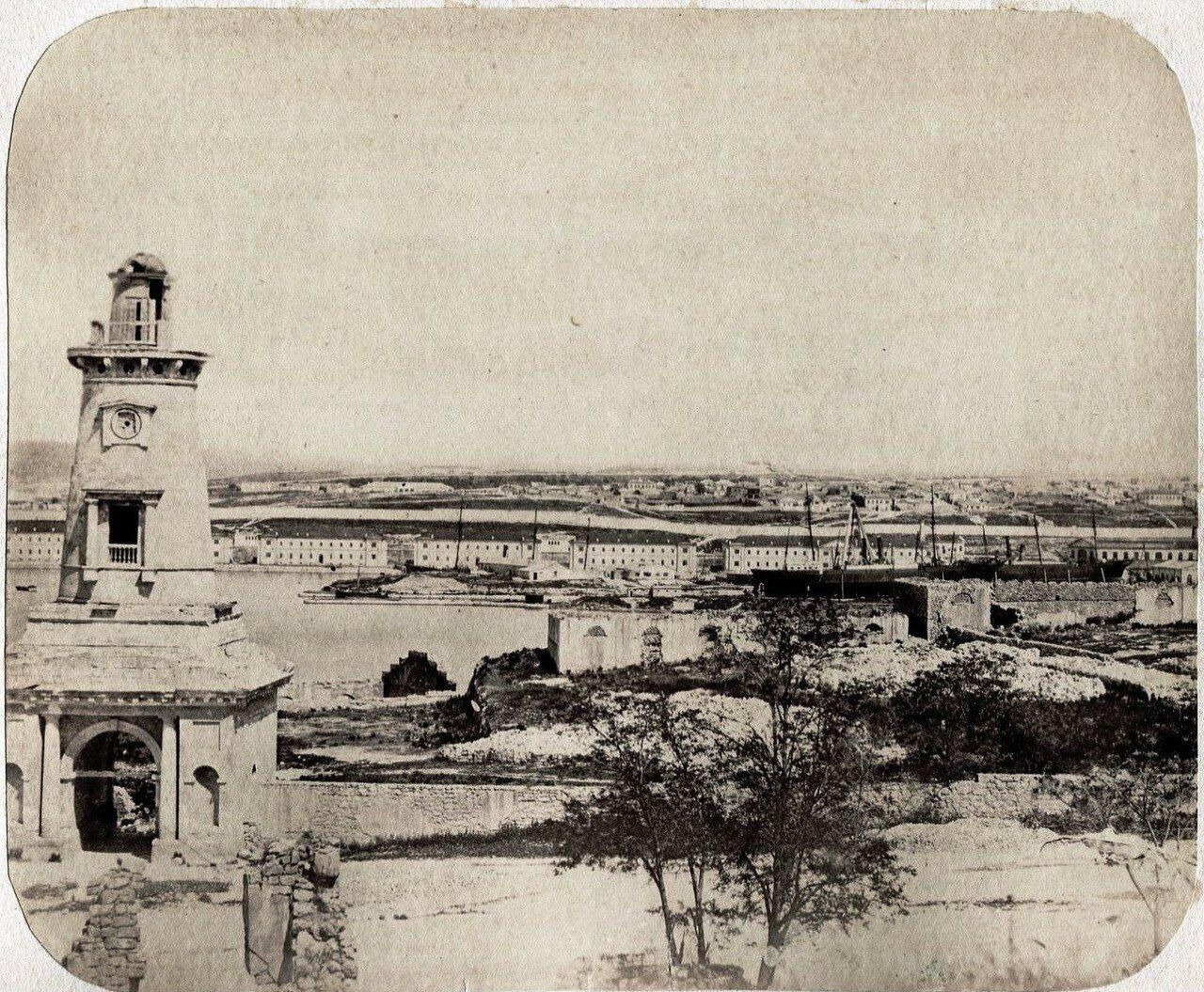 Адмиралтейская башня. 1860-е