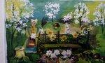 """Валыхов Данил (рук. Серова Наталья Анатольевна) - """"Деревенские мотивы"""""""