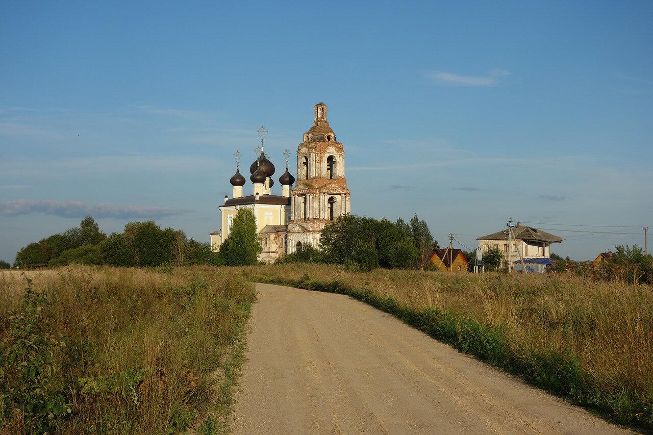 храм Василия, Кулемесово