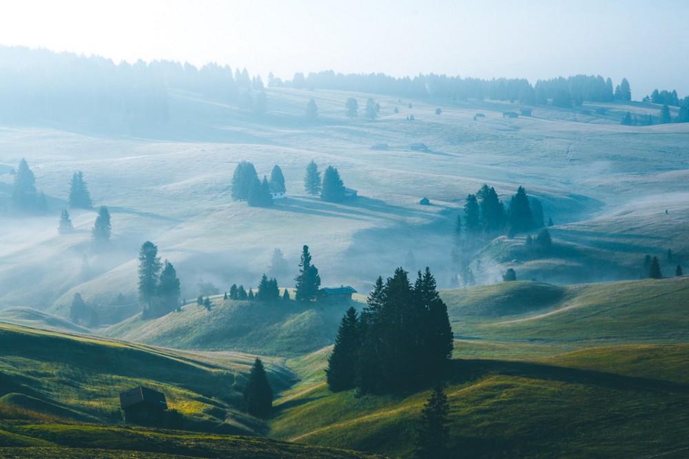Красивые пейзажи Гуереля Сахина