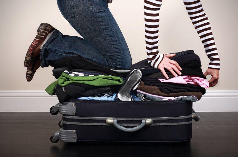 Пакуем чемоданы и отправляемся на отдых!