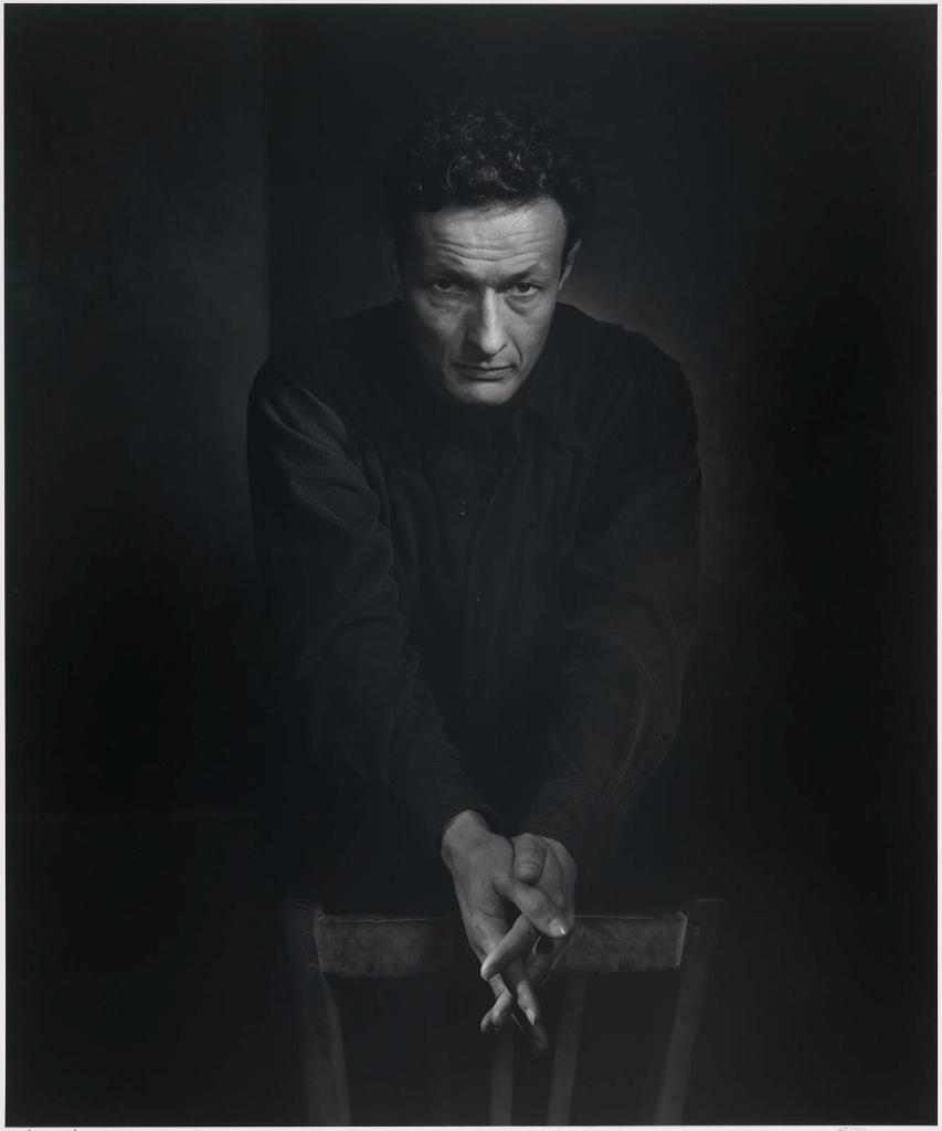 Жан-Луи Барро1949 Юсуф Карш Канадский фотограф 1908-2002