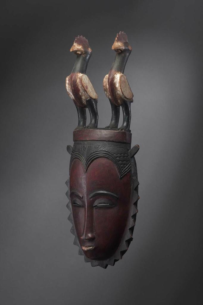 Африка и Океания. Современное искусство. Artist Unidentified. (5-8) часть 2