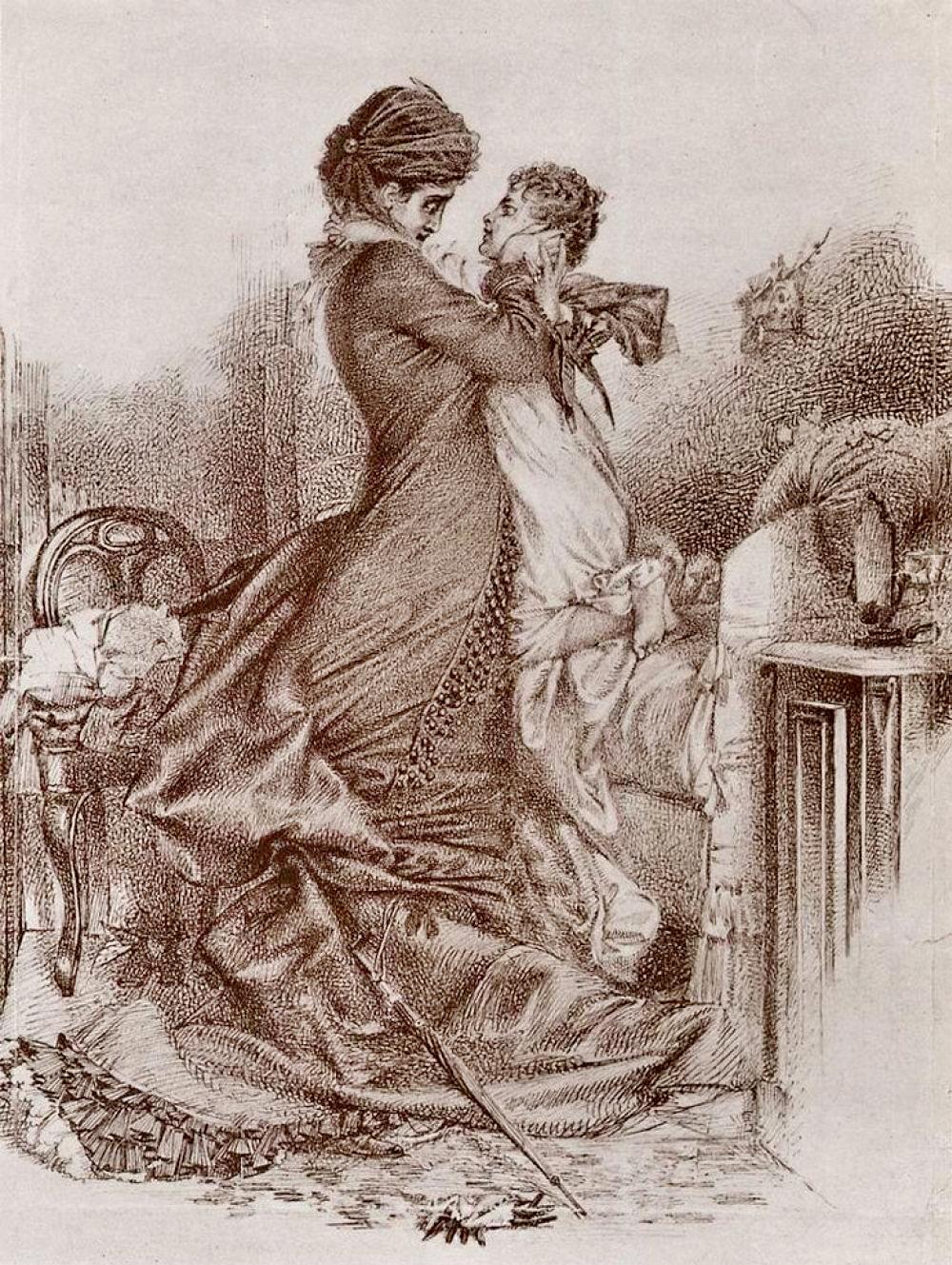 Анна Каренина — первая демоническая женщина в творчестве Врубеля.jpg