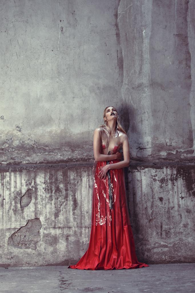 Kristine Garneviciute для VULKAN Magazine| фото Aníbal Toro
