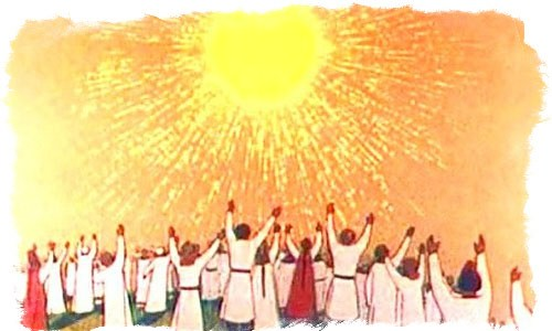 Открытки. 3 мая День Солнца! Встреча Ярило!