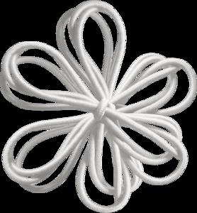 белые банты