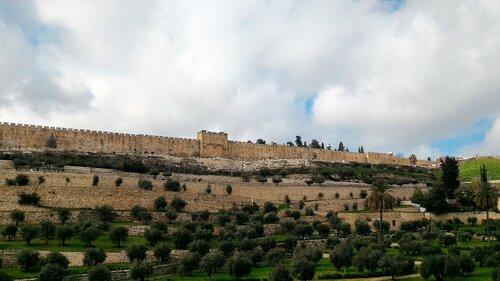Еще немного о нелюбви. Иерусалим и Хайфа