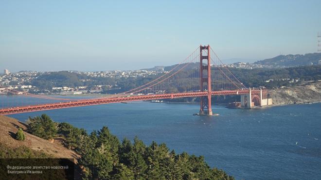 ВСан-Франциско порядка 90 тысяч человек остались без электроэнергии