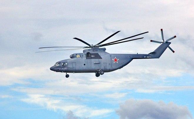 Минобороны планирует закупить уКВЗ вертолеты Ми-38
