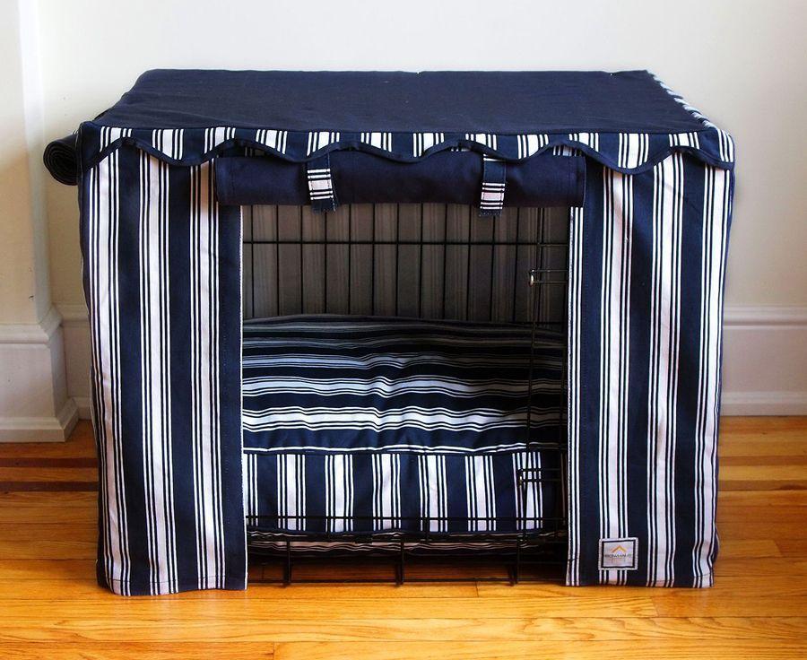 27. Купите или сшейте сами лежак для домашнего питомца.