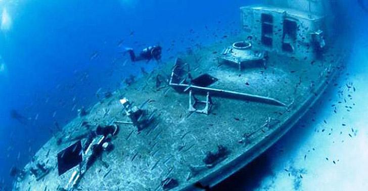 4. Дайвинг с исследованием обломков кораблей. Мальта – отличное место для дайвинга. Помимо специальн