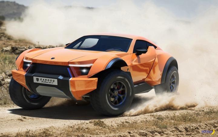 Авторы утверждают, что обновленная машинка будет использовать 6.2-литровый V8 вместо планировавшегос