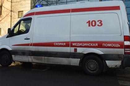 ВМихайловском районе столкнулись пассажирский автобус и фургон