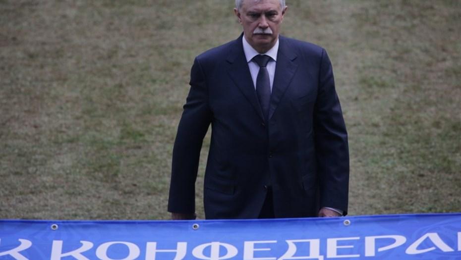 Георгий Полтавченко попросил Минтранс незакрывать всю акваторию Петербурга