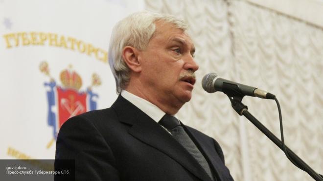 Губернатор Петербурга: использование соли зимой удалось уменьшить в15 раз