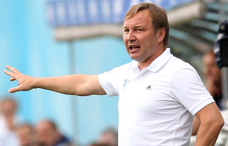 Московское Динамо предлагает новый контракт Калитвинцеву