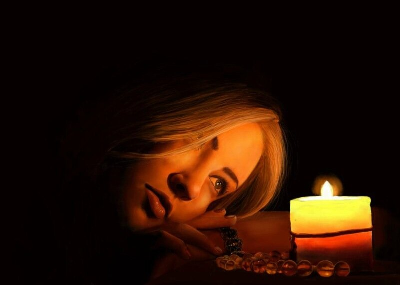 Свічка (паличка для освітлення)