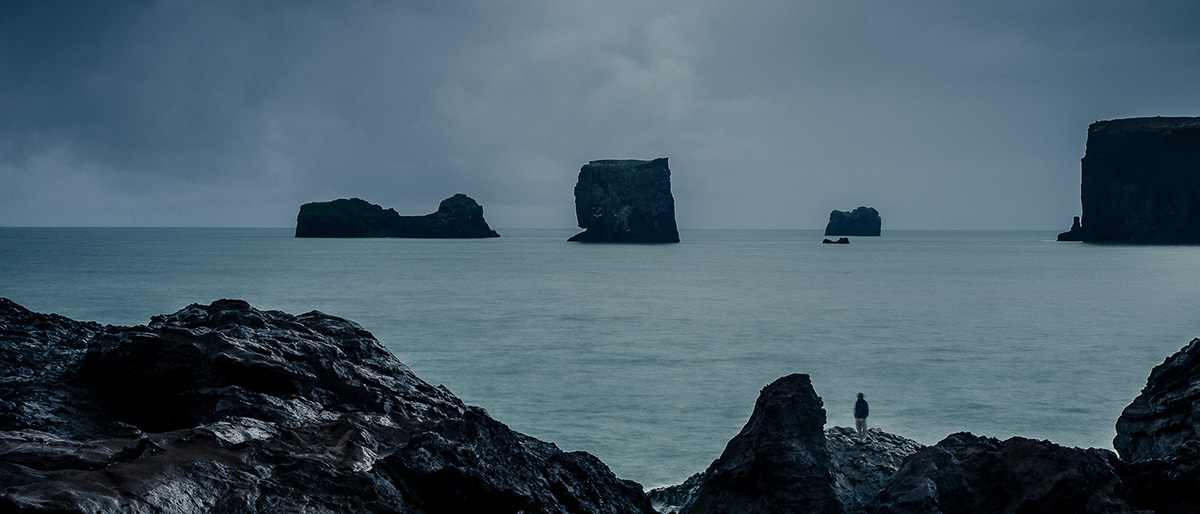 Spectacular Landscapes in Iceland