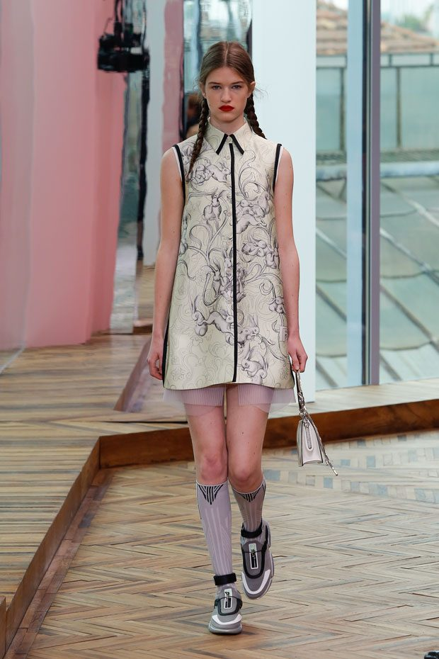 DISCOVER PRADA RESORT 2018 WOMEN's COLLECTION