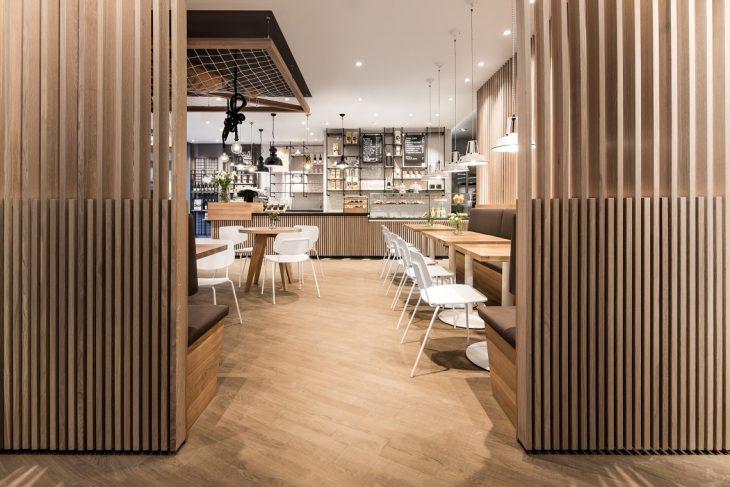 Primo Cafe Bar by DIA - Dittel Architekten