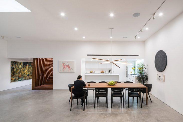 Dan Brunn Architecture Designs The Hide Out House In LA