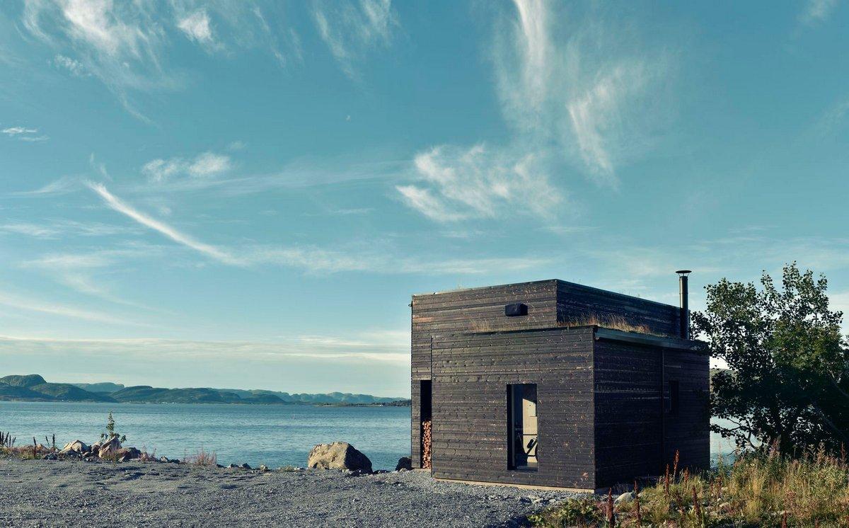 частный дом на берегу моря
