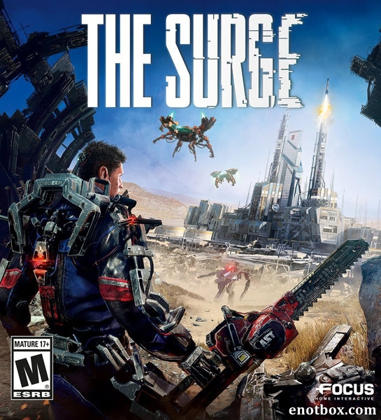 The Surge (2017/RUS/ENG/MULTi8/RePack) - xatab