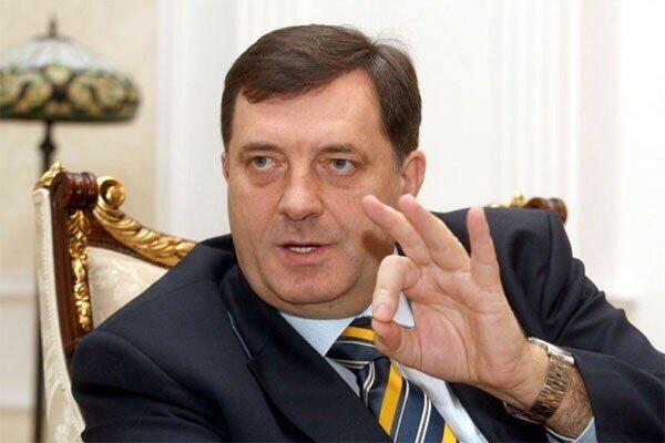 Босния и Герцеговина, Республика Сербская, президент Додик