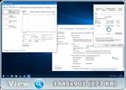 Microsoft Windows 10 Pro 1511 10586.916 x86-x64 RU-RU BOX