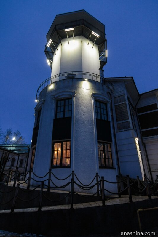 Маяк отеля Wardenclyffe Volgo-Balt