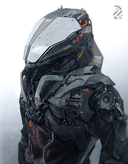 Awesome Concept Art by NivanhChanthara