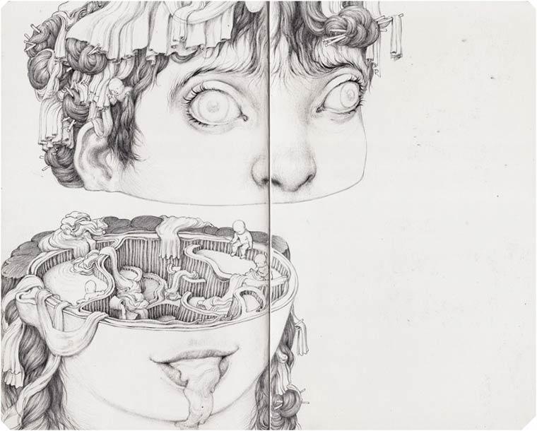 Head Soup - Le monde etrange d'Anton Vill