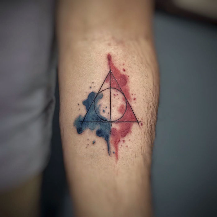 10 Tatuagens delicadas de Harry Potter que so os Potterheads entenderao