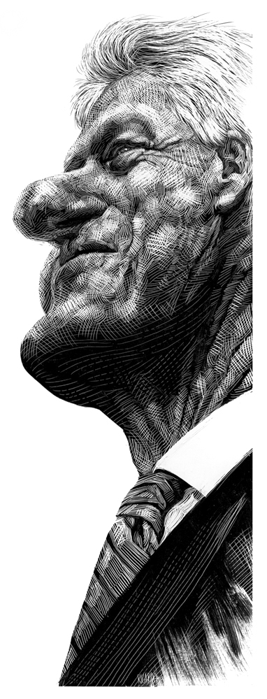 [Really] Cool Illustrations by Ricardo Martinez