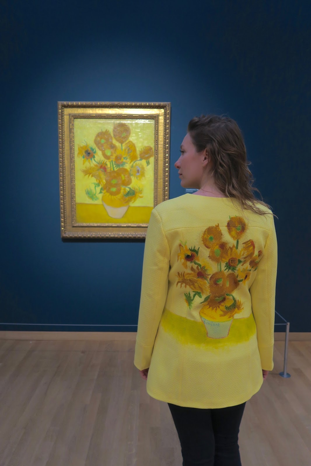 Wonderful Clothing Inspired by Art