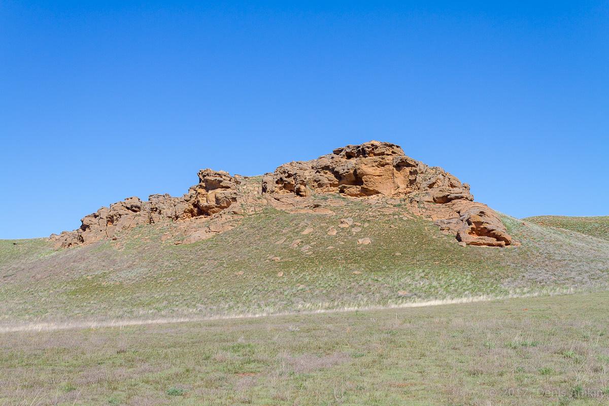 Поющие скалы Большое Богдо фото 16