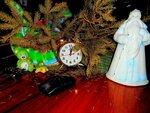 И в Новый год часы вошли ...