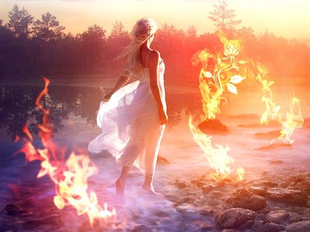 Смотрение на огонь — древнейшая практика очищения сознания