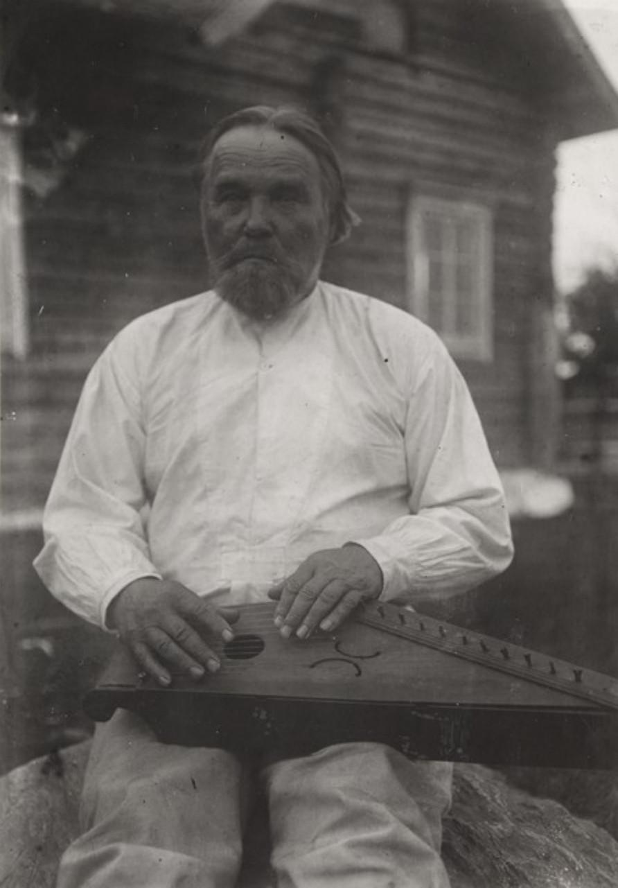 Суйстамо. Менестрель Ефим Янонен (1854-1936)